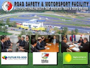 Road Safety and Motor Sports project proposal