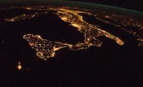 light pollution Malta